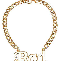 MKL Accessories Necklace Big Bad Chain in Gold