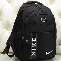 Nike Women Leather Bookbag Shoulder Bag Handbag Backpack