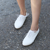Korean Flat Shoes [6044930817]