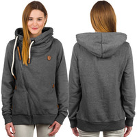 Front Zipper Sweater