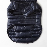 AEO Women's American Beagle Outfitters Puffer Jacket (Navy)