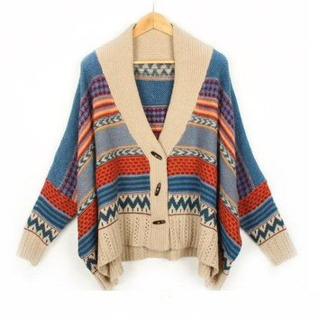 Super vintage cardigan sweater-EMS from ClothLess