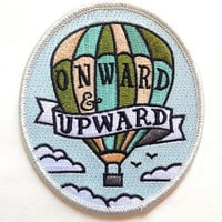 Onward & Upward Patch