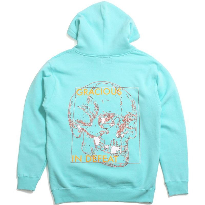 Image of Gracious In Defeat 2 Hoodie Mint