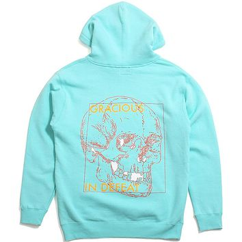 Gracious In Defeat 2 Hoodie Mint