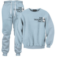 The Trooper Face Tracksuit