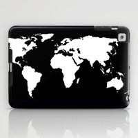 World Outline  iPad Case by Elyse Notarianni