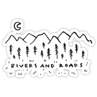 Rivers & Roads by Liana Spiro