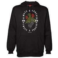 ALWAYS AND FOREVER HOODIE