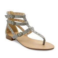 Kensie Billie Gladiator Sandals Grey