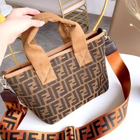 Fendi Mini Shopping Bag Tote Bag