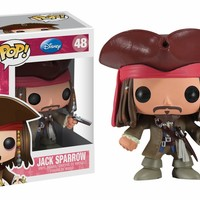 Jack Sparrow Vinyl Figure Funko POP! Disney Pirates of the Caribbean