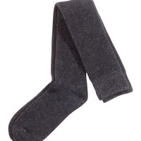 Over-the-knee Socks - from H&M