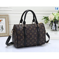 LV Louis Vuitton  Fashion Women Leather Handbag Satchel Crossbody Shoulder Bag 1#