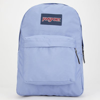 Jansport Superbreak Backpack Periwinkle One Size For Women 26109820001