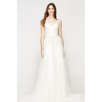 Willowby by Watters 56766 Bali Lace Soft Tulle A-Line Wedding Dress