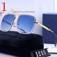 Gucci Fashion Women Men Summer Sun Shades Eyeglasses Glasses Sunglasses-2