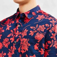 CPO Snapdragon Floral Button-Down Shirt