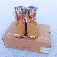 Tiger Lily Timberland Boots