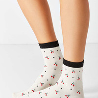 Conversational Crew Sock - Urban Outfitters