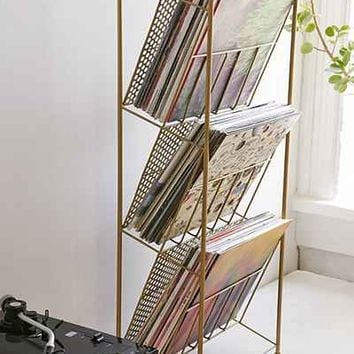 Vinyl Storage - Urban Outfitters