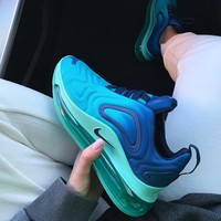 shosouvenir Nike Air Max 720 Air cushion jogging shoes