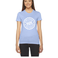 Papa - The Man The Myth The Legend - Women's Tee