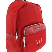 Versace EE1YRBB26 Red Backpack for Men