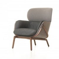 Mjölk : Elysia Lounge chair by Luca Nichetto for De La Espada - Elysia Lounge chair web