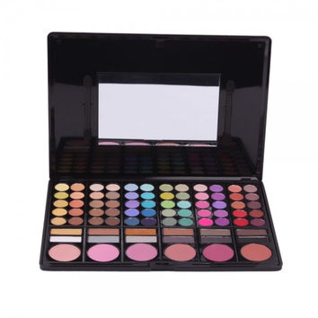 78 Color Professional Eyeshadow Palette
