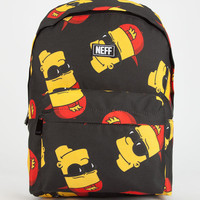 Neff The Simpsons Bart Steeze Backpack Black One Size For Men 26129610001