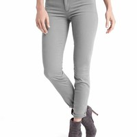 STRETCH 1969 sateen true skinny ankle jeans | Gap