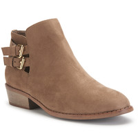Wild Diva Lounge Mojave Buckled Boot