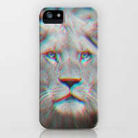 LION  iPhone Case by M✿nika  Strigel  iPhone 3G + 3GS # 4 + 4S + 5