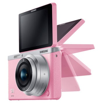NX Mini Smart Camera with 9mm Lens (Pink)