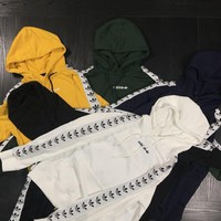womens adidas originals tnt tape pullover hoodie 5 colors