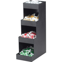 6.5W x 12D x 20.5H Classic Tier Condiment Display