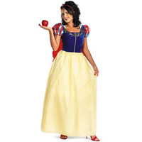 Snow White Deluxe Adult Halloween Costume