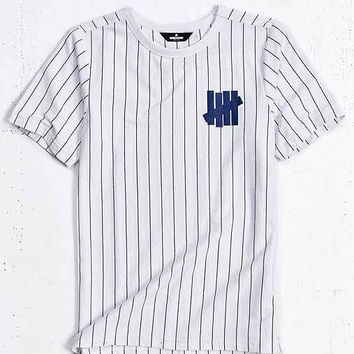 Undefeated Pinstripe Tee