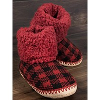 Buffalo Dreams Slippers