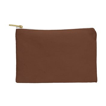 DENY Designs Brown 477c Pouch