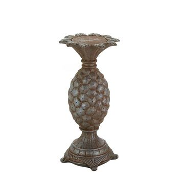 PINEAPPLE CANDLE HOLDER SMALL OR LARGE Your Choice