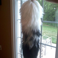 okami tail (8in thick)