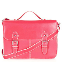 Edge Paint Satchel - I Heart Candy - New In - Topshop USA