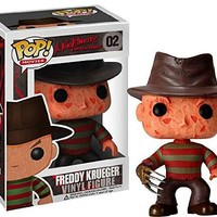 Freddy Krueger: Funko POP! Horror Movies x A Nightmare on Elm Street Vinyl Figure