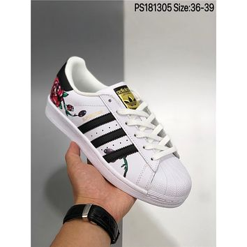Adidas Superstar Cheap Fashion Men's and women's adidas sport shoes