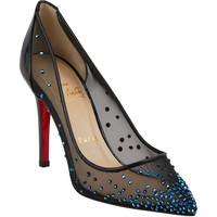 Body Strass Jeweled Pumps