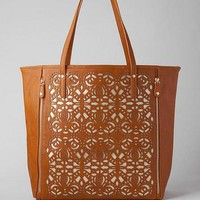JEMMA PERFORATED TOTE