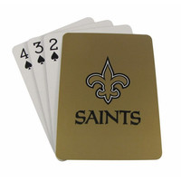 NFL New Orleans Saints Deck of Playing Cards