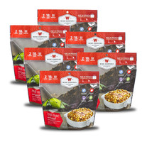 Wise Company 6ct Pack - Outdoor Chili Mac with Beef (2 Serving Pouch)
